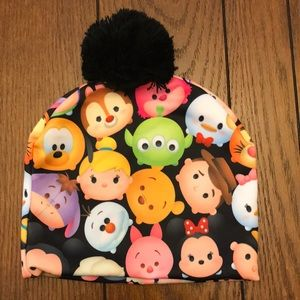 Toddler Girl's Disney Tsum Tsum Winter Beanie